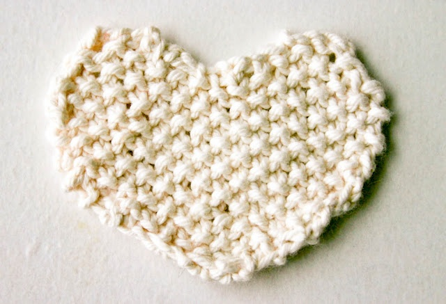 knit heart | projects | Pinterest