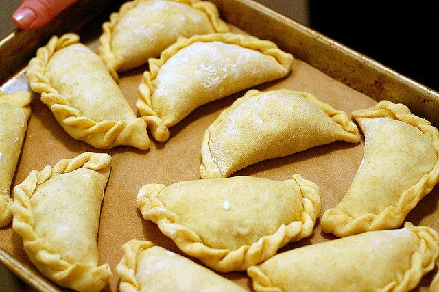 Chicken empanada recipe smitten kitchen | Cooking | Pinterest