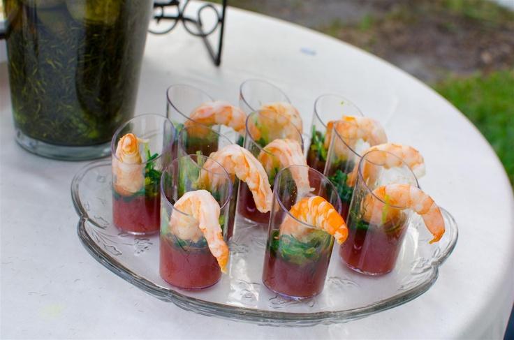 Mini bites shrimp cocktail!! | Appetizers | Pinterest