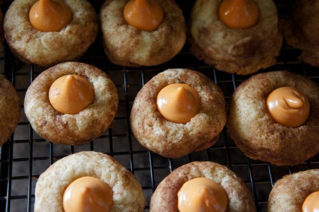 Pumpkin Spice Blossoms | Cookies/Brownies | Pinterest
