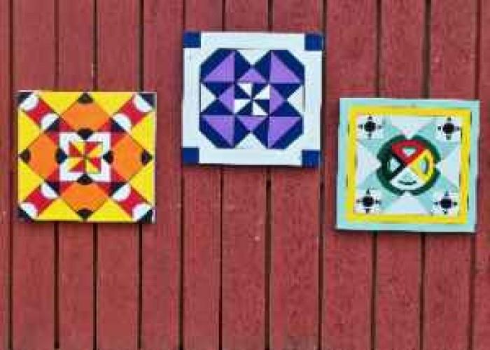 Quilt Patterns On Barns In Ky : Barn Quilts in Louisville, Kentucky Kentucky Pinterest