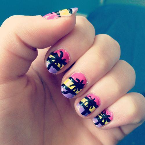 Palm mani