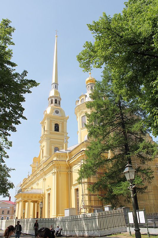 The Architecture Of St Petersburg Russia Россия