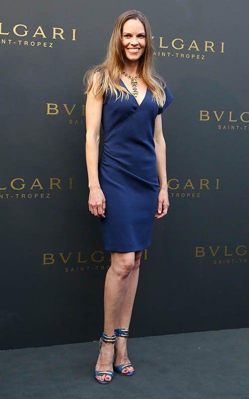 Hilary Swank | Celebrity-gossip.net | Style | Pinterest