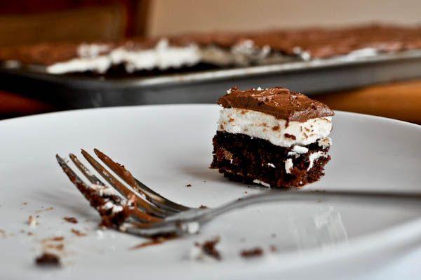 HO HO HO Cake | Treats | Pinterest