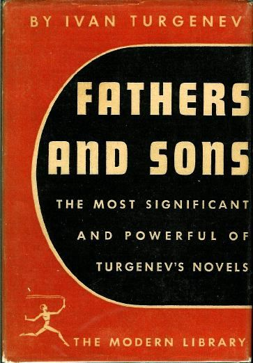 essays on fathers and sons by ivan turgenev
