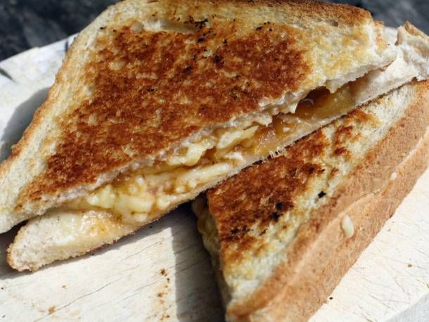 The Secret Ingredient (Mango Chutney): Chutney and Cheddar Toasties ...
