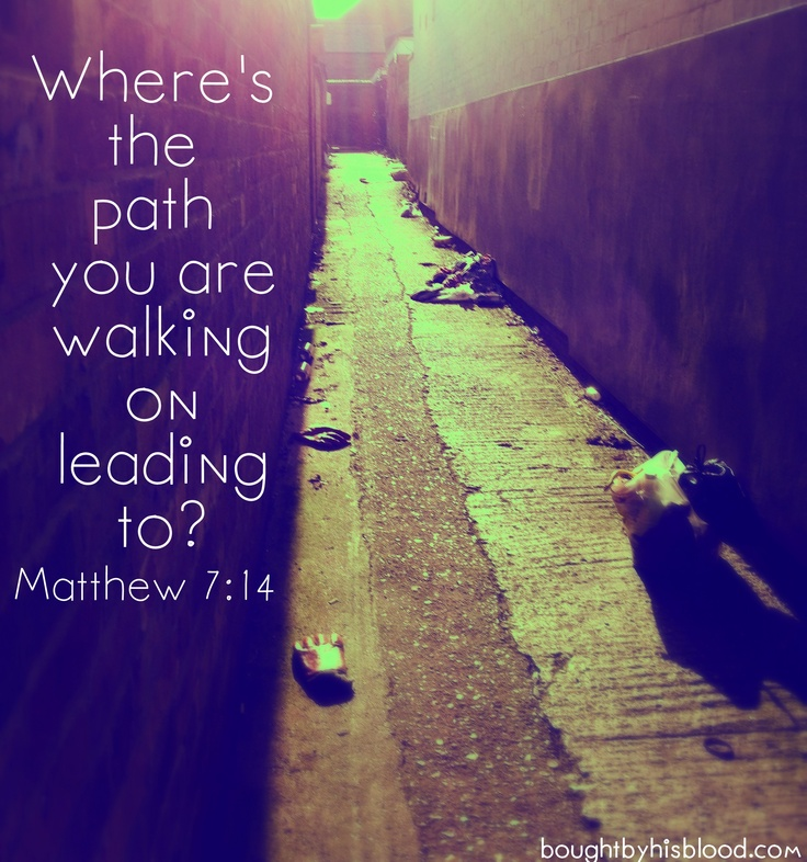 Narrow Is the Gate: What Did Jesus Mean? - Life, Hope & Truth
