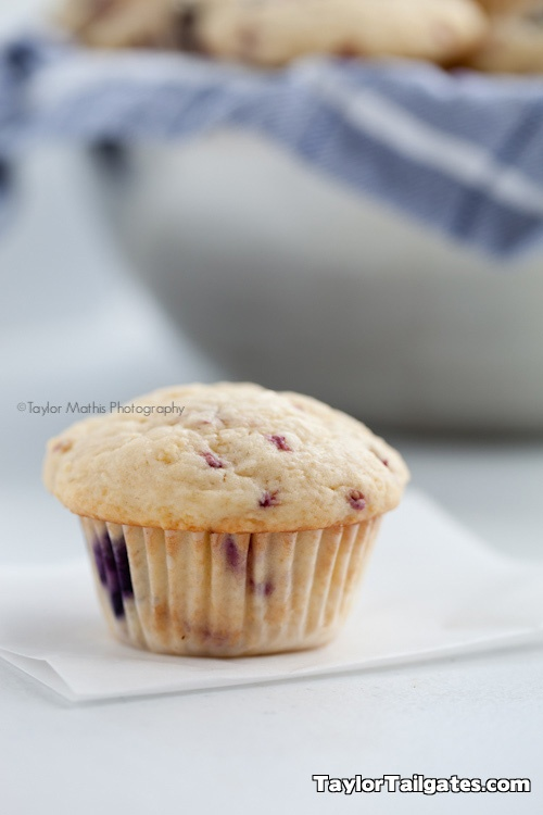 Double Berry Tailgating Muffins | Cupcakes | Pinterest