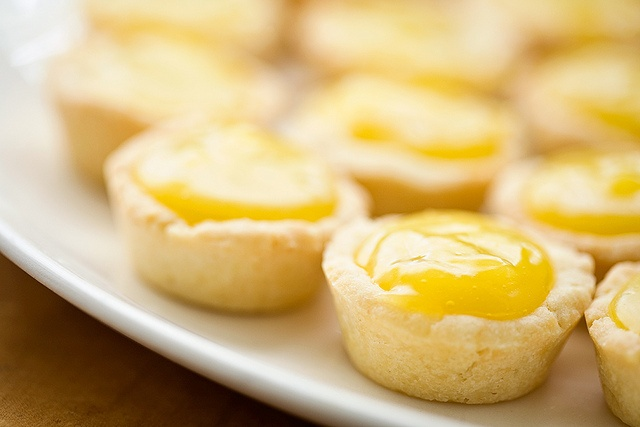 Cheesecake Tartlettes Recipe — Dishmaps
