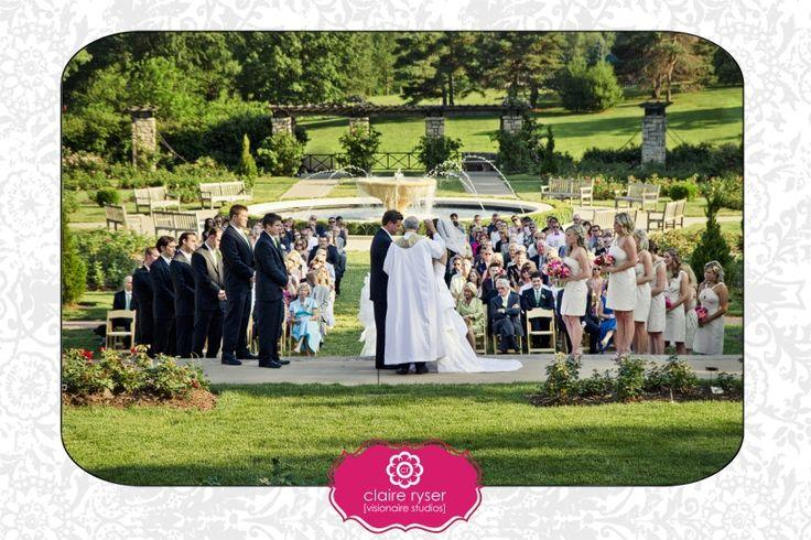 Loose Park Rose Garden Kansas City Mo On Location