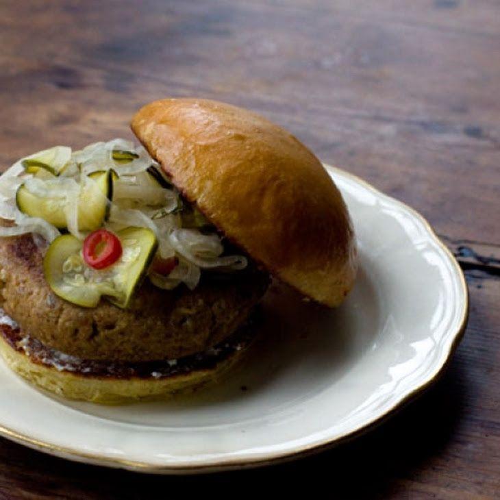 Tofu Burgers II Recipe   Meat Wannabes (Tofu, Seitan, etc)   Pinterest