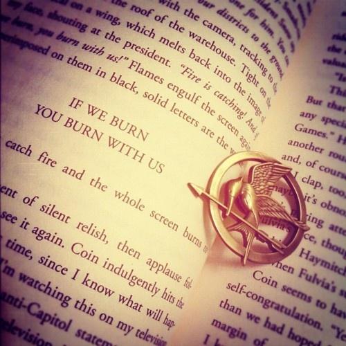 Hunger Games love <3