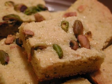 pistachio layered icebox cookies sicilian pistachio cookies www ...