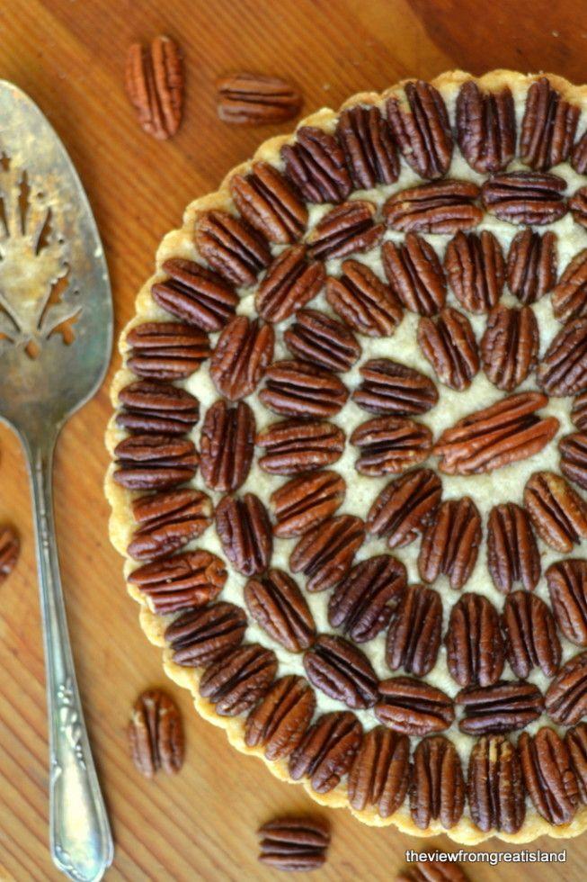 Pecan Pie Shortbread