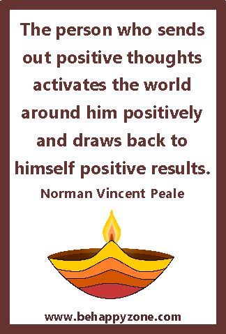 Positive thinking quotes norman vincent peale