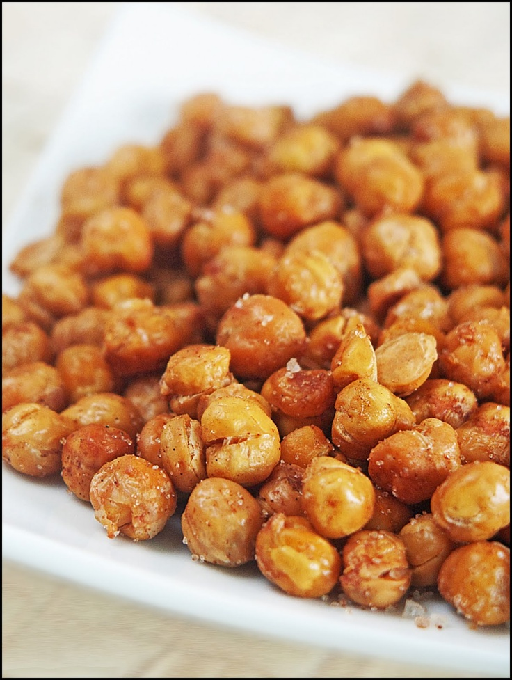 ... Apple Baby: Detox Smoothie #1 and Lemon Rosemary Roasted Chickpeas