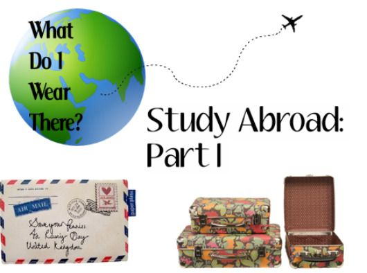 what to wear to study abroad