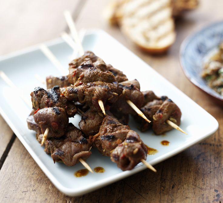 Spiced Lamb Kabobs (Broasheht) Recipes — Dishmaps