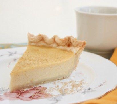 Buttermilk Maple Pie | Tasty Kitchen: A Happy Recipe Community!