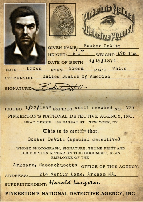 Pinkerton detective | Hot in History | Pinterest