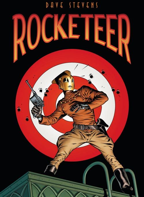 Dave Stevens and the immortal Rocketeer | dave stevens ...