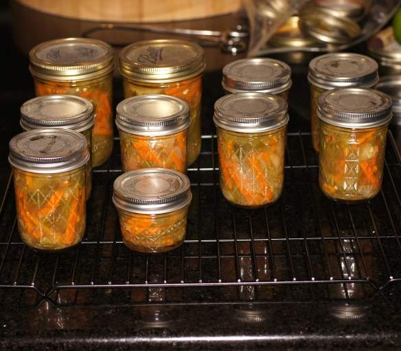 Jalapenos en escabeche - pickled jalapenos by REM cooks