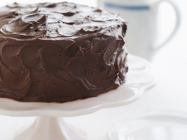 Gluten-Free Chocolate Birthday Cake with Chocolate Frosting | Recipe