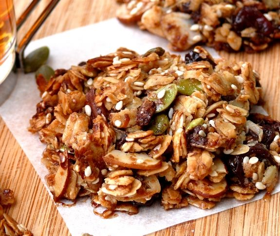 Cherry Nut Granola Recipes — Dishmaps