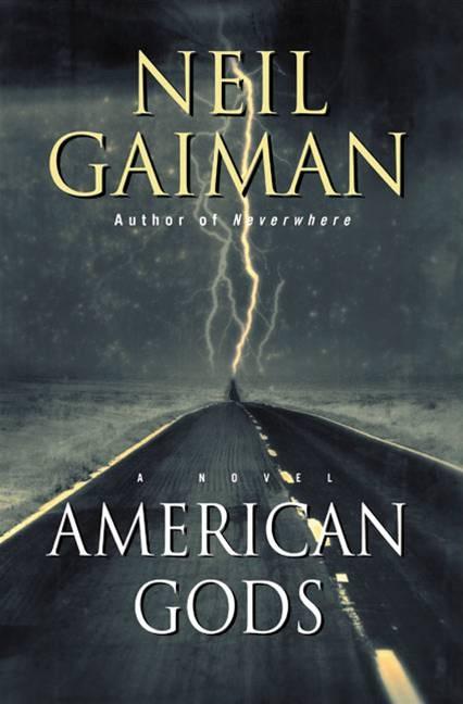 American Gods Book Corner Pinterest