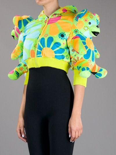 Adidas Teddy Bear hoodie | wtf | Pinterest