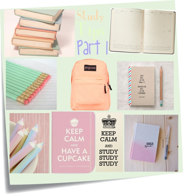 Study tips part 1 the foundation quot by hipstercupcakes liked on