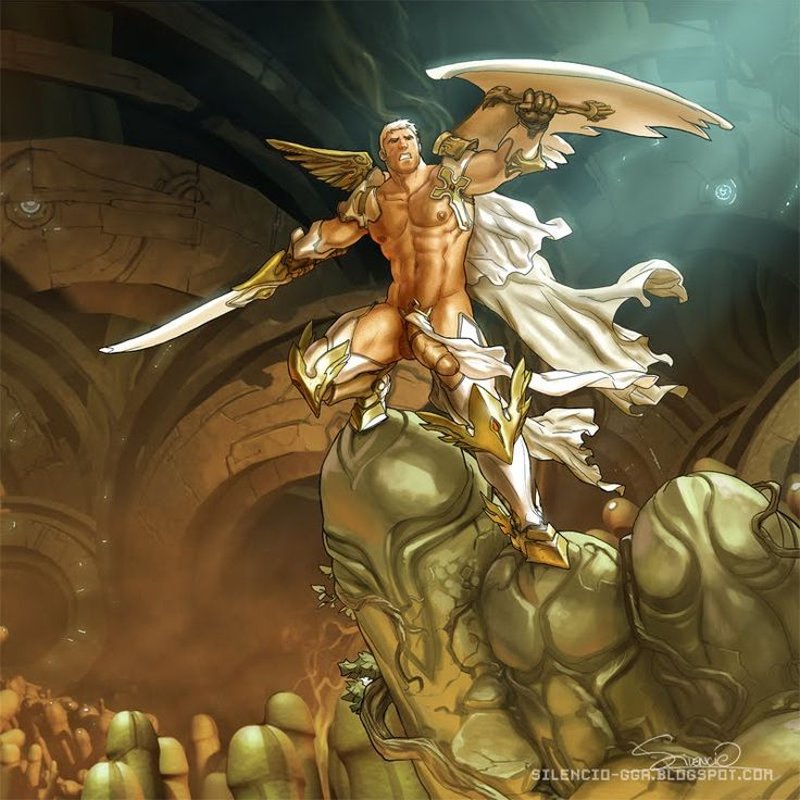 Male Angel Warrior | Powerful Warriors & Angels of God ...