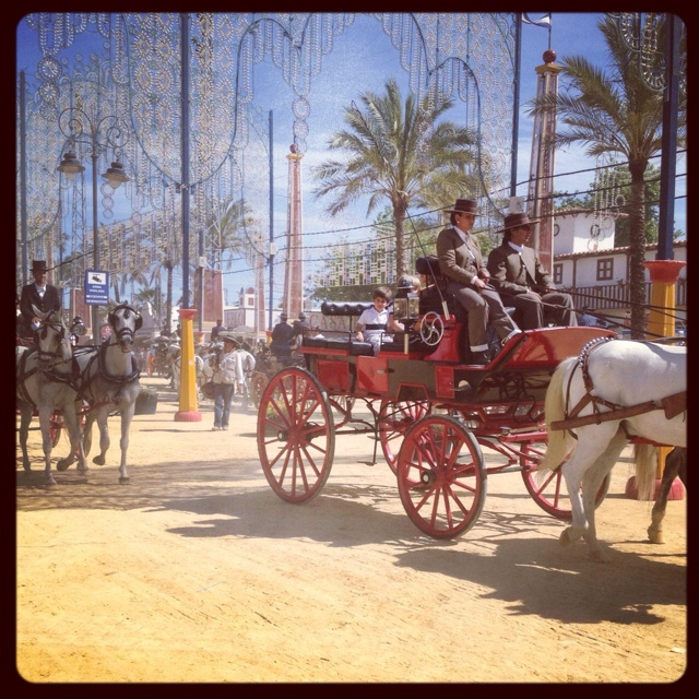 Feria de Jerez | I Love Spain | Pinterest