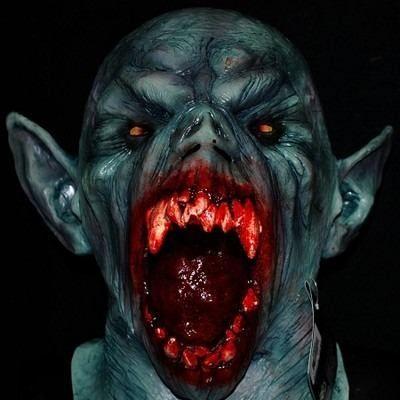 Mascara monstro m scaras de terror pinterest - Mascara de terror ...