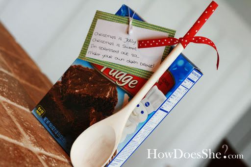 Secret santa gift diy gifts pinterest for Fun secret santa gifts