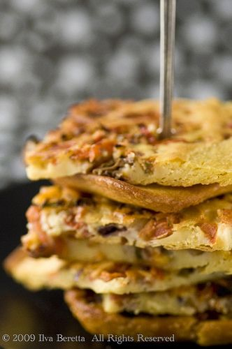 Recipe for Socca (Garbanzo or Chickpea Flatbread Pancake from France)