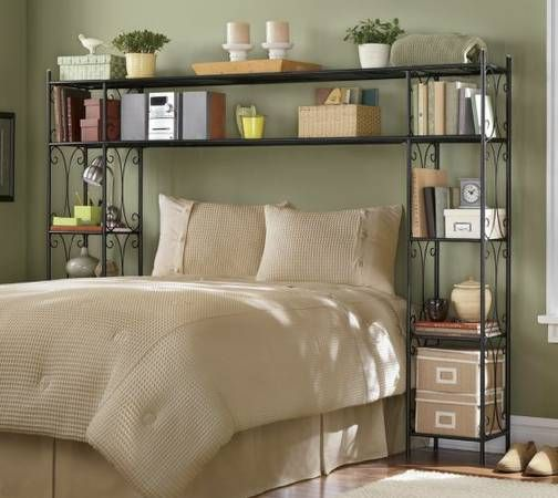 Overbed storage For the Home Pinterest