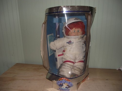 young astronauts cabbage patch doll - photo #33