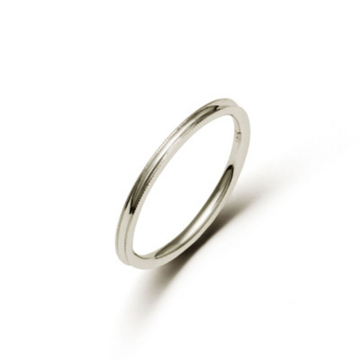 Simple wedding band to be wed pinterest