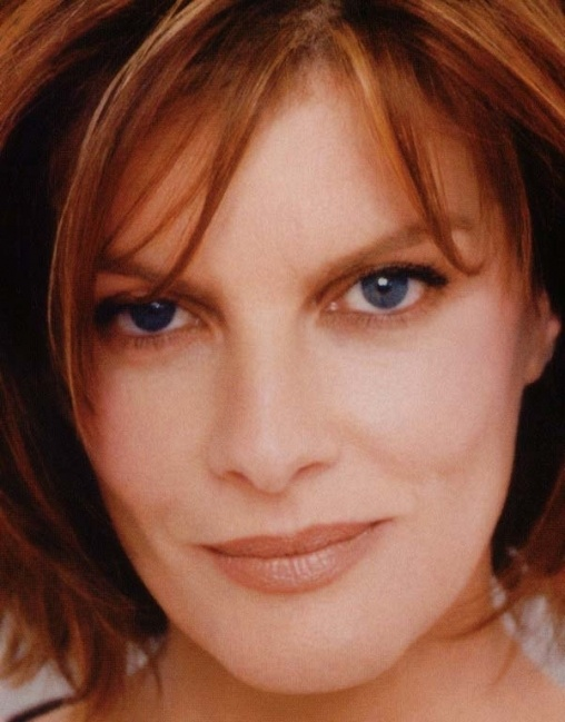 Rene Russo Hair Color | Black Hairstyle and Haircuts