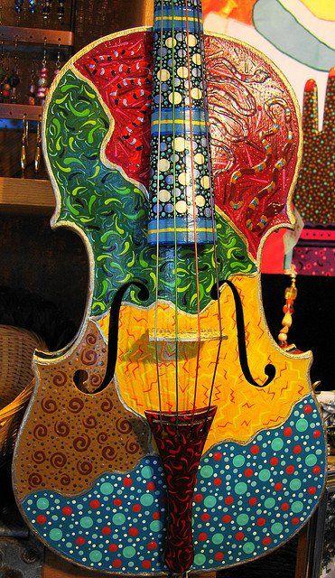 Colorful Cello ...