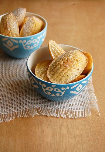 Cardamom, lemon and olive oil madeleines | Recipes to Try - Cookies ...