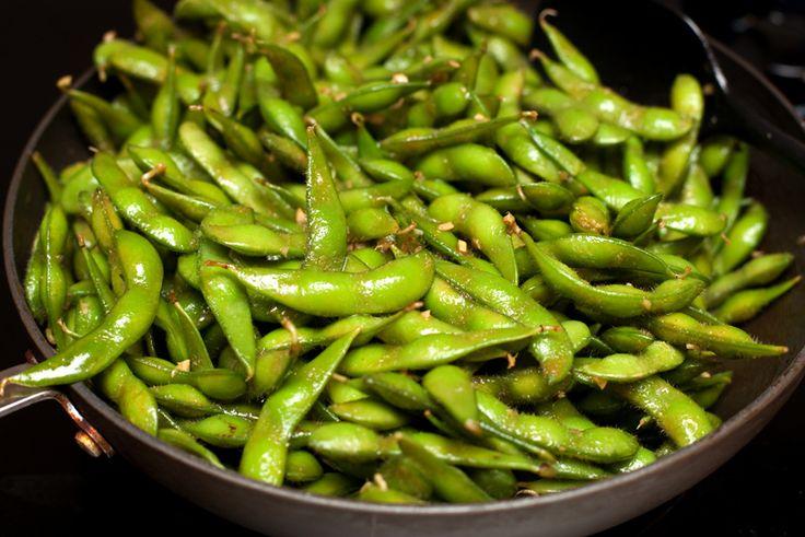 Jalna's Garlic Edamame Original Recipe: Star Bulletin with Betty ...