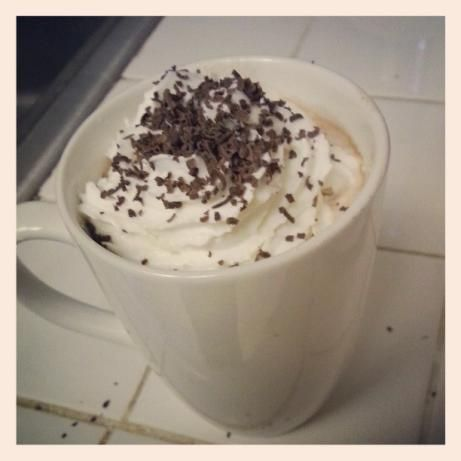 Real Peppermint Patty Hot Chocolate. Photo by CandyTX, Kids can make ...