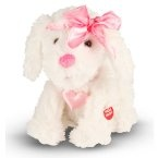 Singing Valentine Puppy Dog