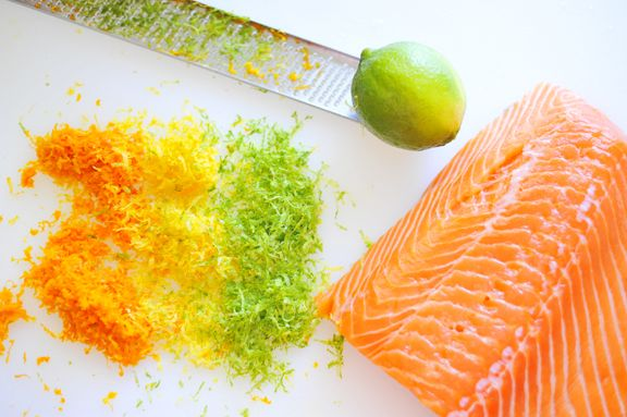 How to Cure Salmon – Citrus Cured Smoked Salmon Recipe