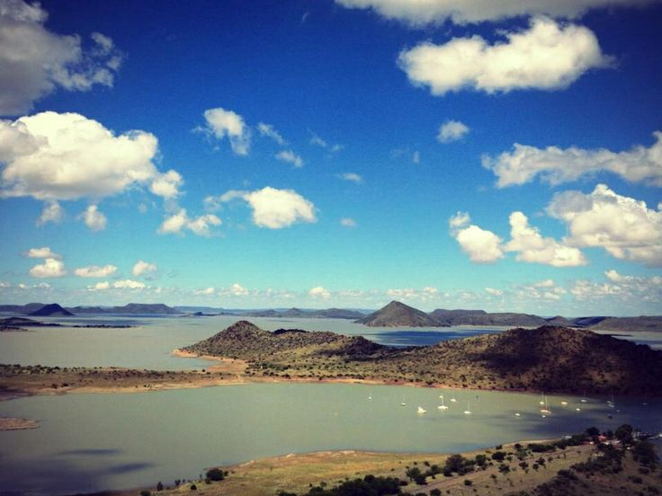 Gariep Dam South Africa  City pictures : Gariep dam, Northern Cape, South Africa | Beautiful places | Pinterest