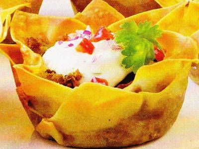 "Taco Supreme ""Cupcakes"" 