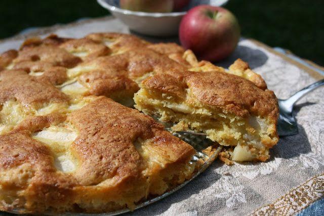 Marie-Helene's Apple Cake | Cakes | Pinterest